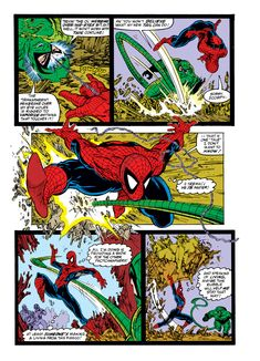 Original Comic Art titled Wanted: Mcfarlane Spidey vs. Scorpion , located in Mark's Wanted Comic Art Gallery Comic Book Pages, Comic Page, Comic Book Artists, Comic Books Art, Amazing Spiderman, Wanted Comic, Comic Book Background, Believe, How To Make Comics