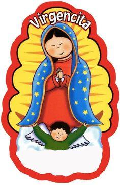 Virgencita, cántame como le cantabas a Jesús