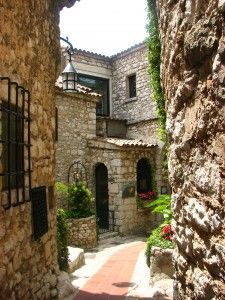Eze France (Eze in the mountains) One of the most beautiful places I have ever been to.