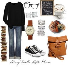Latte Break!, created by mobaby22 on Polyvore