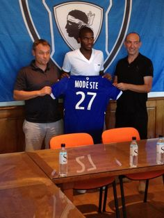 Anthony Modeste rejoint le Sporting Club de Bastia