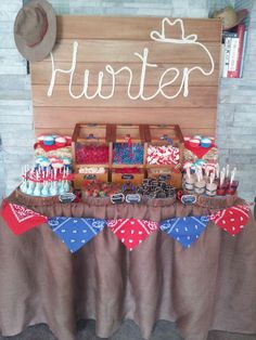 country cowboy 1st Birthday Birthday Party Ideas | Photo 7 of 12