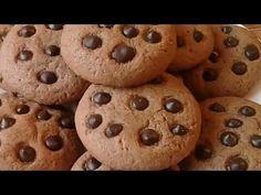 كوكيز محشي بالشكولاطة .. لذيذ جدا ..سهل و سريع التحضير - YouTube Brownies, Biscuits, Cookies, Desserts, Food, Easy Cooking, Recipes, Cake Brownies, Crack Crackers