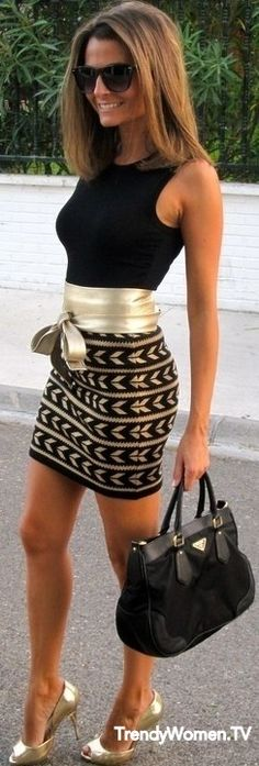 Loveeee this trendy outfit!!