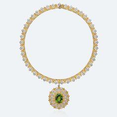 Buccellati - Pendant Brooches - Collier avec broche/pendentif Incanto - High Jewelry