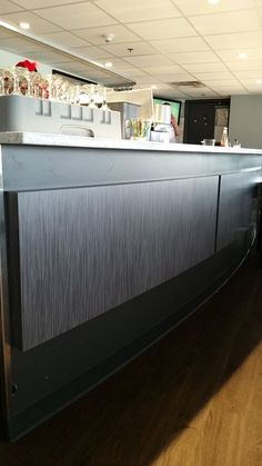 The Terlin Millwork division worked closely with Jordash Equipment in #Ottawa to construct the #cabinets for the buffet and #bar, as part of a recent renovation at Rideau Carleton Raceway.