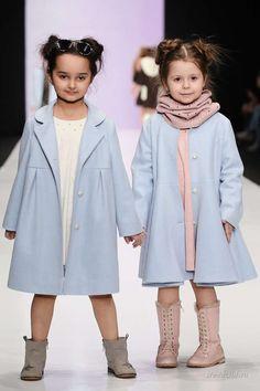 Детская мода: L'EREDE, осень-зима 2017-2018