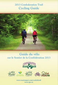 Confederation Trail online guide, PEI