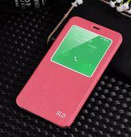 For Meizu MX4 Case Phone Cover Flip Ultra- Thin Window New Lu...