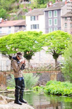 Mathias Briquemont Photography - Albarine River - France
