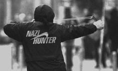 Antifa. Nazi hunter.