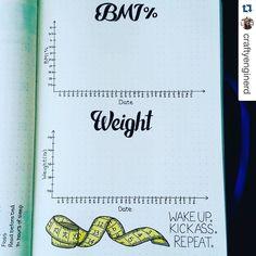 Ótima ideia de Tracker para quem está querendo perder peso #Repost…
