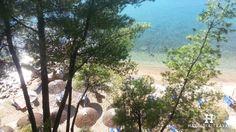 #Akti #Elias beach in #Halkidiki. More info at http://bit.ly/1yJnSWT