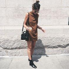// Pinterest @esib123 // #style #inspo #fashion dress + boots