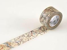 mt Masking Tape map