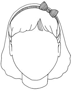 Face Blank Girl | Mormon Share