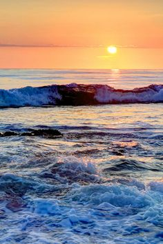 La Jolla sunset, San Diego, California  (by Jade Murray)