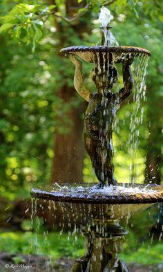 Beautiful fountain***