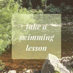 Day 29 goal of 31 days of #motivation #selflove #takeaswim #learntoswim #faceyourfears