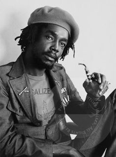 Bob Marley was an idealist, Peter Tosh was a realist. 'i don't want no peace, i want equal rights and justice'