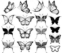 Butterfly clipart Clip Art - Icon People - Ideas of Icon People - Clip Art butterfly clipart. Fotosearch Search Clipart Illustration Posters Drawings and EPS Vector Graphics Images Small Butterfly Tattoo, Butterfly Clip Art, Butterfly Tattoo Designs, Butterfly Sketch, Butterfly Design, Butterfly Stencil, Butterfly Tattoos For Women, Simple Butterfly Drawing, Henna Butterfly