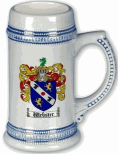 Coat of Arms Steins / Black Forest Tankard--Owens?