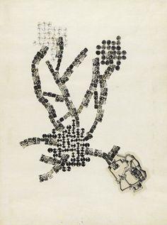 Kisho Kurokawa. City Helix Project, Tokyo 1961