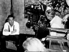 """Paul Newman """"A New Kind Of Love,"""" Paul Newman on the set. 1963 Paramount"""