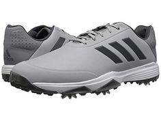 sports shoes 5147e 49c82 adidas Golf Adipower Bounce Mens Golf Shoes Grey TwoGrey FiveGrey Three