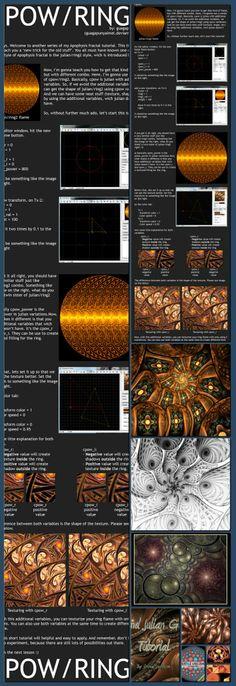 Collage Making, Art Tips, Fractal Art, Art Tutorials, Digital Art, Photoshop, Deviantart, Diy, Fractals