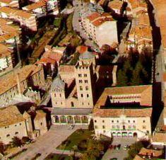 Benedictine Monastery of Santa Maria de Ripoll - Catalonia.
