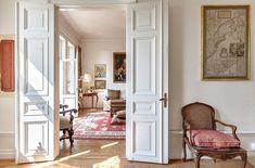 Decor Inspiration : Gustavian Swedish Style