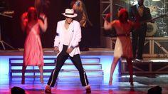 Legends in Concert Jason Jarrett as Michael Jackson Promo Video