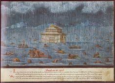Augsburger Wunderzeichenbuch — Folio 1 (Genesis 7, 11-14) hi res.jpg