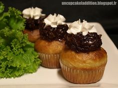goat cheese and onion marmalade cupcakes