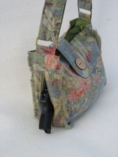 The Guardian Concealed Carry Handbag Paper Sewing Pattern Conceal Purse And Patterns