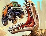 Em Jurassic Hunter, entre em um mundo com vários dinossauros com sede de sangue. Você tem que sobreviver e para isso terá que usar todas as suas habilidades de direção. Divirta-se!