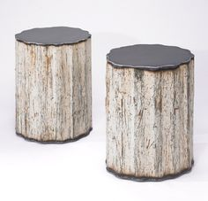 Side Tables Made from a Pick Up Truck by TheSteelFork