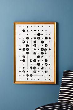 105 Dots Wall Art   Anthropologie