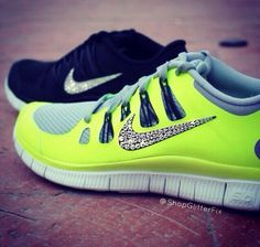 3fb43b876473 Swarovski Nike shoes with Swarovski crystals. Add sparkle to your workout1  All you need is
