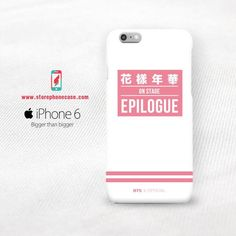 BTS ON STAGE EPILOGUE IPHONE COVER SERIES
