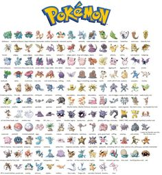 I asked friends girldfriends dads step cousin to name all 151 pokémon. These are they wacky answer I got!