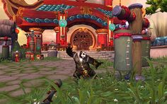 WoW <3 Can't wait to start playing again! Pandaria looks soo cool. =)