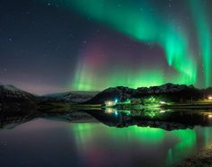 """Someday if you really ask me to visit such adorable places to see northern lights, surely being a die-hard fan … Continue reading """"Top 10 Places to See the Northern Lights (Aurora Borealis)"""""""