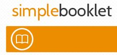 "SIMPLE BOOKLET - ""Create page flip style Sliders, Booklets, Brochures, Flyers, and [more] you can email, post, and share across the web, social networks and mobile devices."""