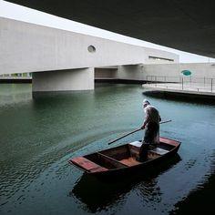 Álvaro Siza + Carlos Castanheira I The Building on the Water   Industrial Park - Shihlien China Fotografia   Últimas Reportagens _ FG+SG