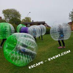 #bumperballs #bubbleball #escapeludvika #falun #dalarna #event #sverige #möhippa