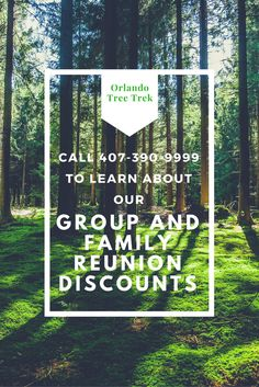 To plan a group event or for information on group rates, call: 407-390-9999. #FamilyReunions #GroupSpecials #FloridaActivities #Orlando #Kissimmee