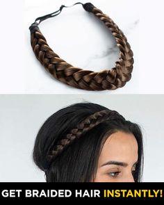 Headband Hairstyles, Hairdos, Bob Hairstyles, Curly Hair Styles, Natural Hair Styles, Hair Remedies, Hair Health, Hair Tools, Great Hair