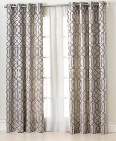 X4 Elrene Window Treatments Latique 52 X 95 Panel Living Room CurtainsBedroom